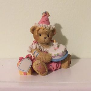 "Cherished Teddies ""May All Your Birthday Wishes..."